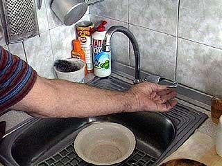 В Воронеже к жаре добавятся еще и сухие краны