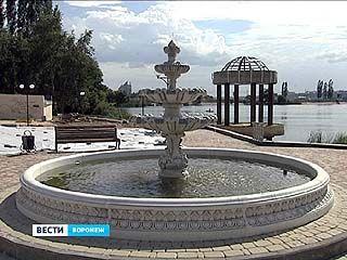 В Воронеже на левом берегу скоро появится новый сквер