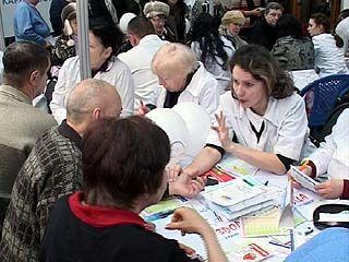 В Воронеже начал работать крупнейший медицинский форум Черноземья