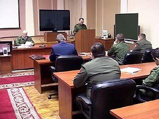 В Воронеже началась десятая всеармейская олимпиада по военной истории