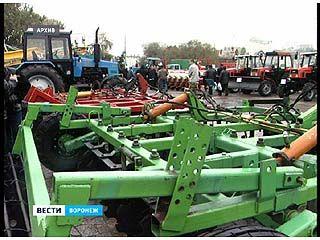 В Воронеже начнёт работу седьмая агропромышленная выставка