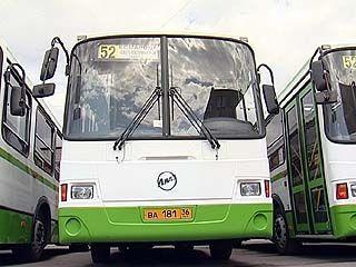 В Воронеже обкатывают 15 новых автобусов