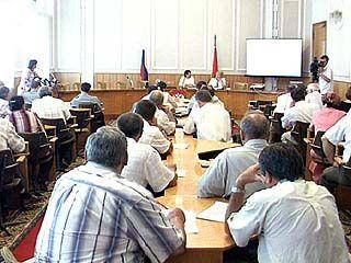В Воронеже обсудили вопросы реализации Жилищного Кодекса РФ