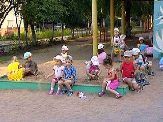 В Воронеже ощущается нехватка детских садов