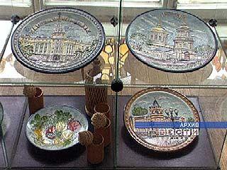 В Воронеже откроется экспозиция керамических тарелок