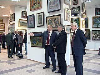 """В Воронеже открылась выставка под названием """"Наша память"""""""