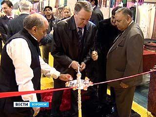 В Воронеже открылась выставка-продажа товаров из Индии