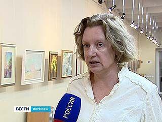 В Воронеже открылась выставка работ Ирины Москалевой