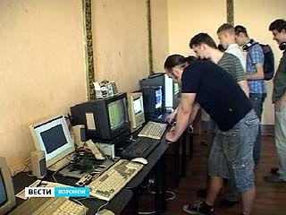 В Воронеже открылась выставка ретро-компьютеров