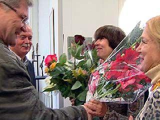 В Воронеже открылась выставка супругов Астапченко