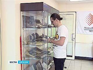В Воронеже открылся первый музей ретро-компьютеров