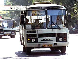 В Воронеже открыто шесть новых автобусных маршрутов