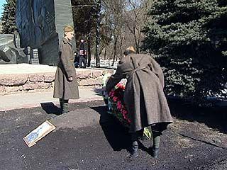 В Воронеже отметили 110 лет со дня рождения генерала Лизюкова