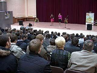 В Воронеже отметили День призывника