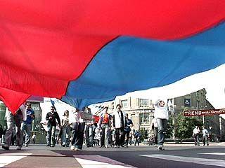 В Воронеже отметили День России