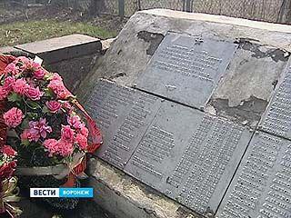 В Воронеже отреставрируют воинские захоронения и братские могилы