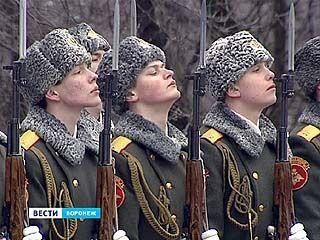 В Воронеже почтили память погибших на полях сражений
