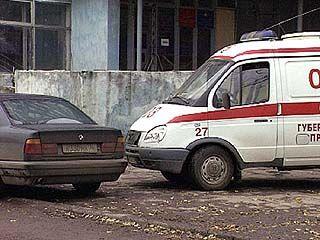 В Воронеже под колеса автомобиля попал сотрудник ГИБДД