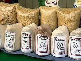 В Воронеже поднялись цены на крупы, муку и сахар