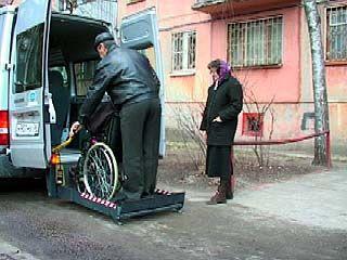 В Воронеже появилось постоянное социальное такси