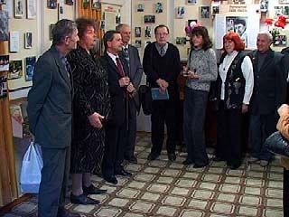 В Воронеже появился Литературно-краеведческий центр