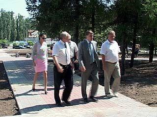 В Воронеже появится ещё один парк - в Северном микрорайоне