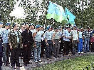 В Воронеже появится мемориал памяти и славы ВДВ