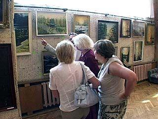 В Воронеже представлена экспозиция Елены Кокориной