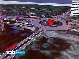 В Воронеже презентовали комплексную схему дорожного движения