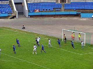 В Воронеже проходит Чемпионат России по футболу