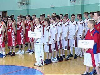 В Воронеже проходит мужской финал первенства России по баскетболу