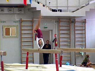 В Воронеже проходит первенство ЦФО по спортивной гимнастике