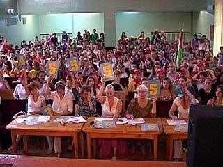 В Воронеже проходит Всероссийский лагерный сбор