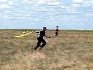 В Воронеже прошел очередной этап соревнований по аэромодельному спорту