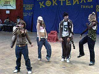 В Воронеже прошел первый фестиваль хип-хоп культуры