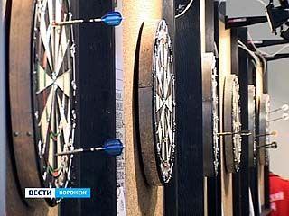 В Воронеже прошёл чемпионат России по дартсу