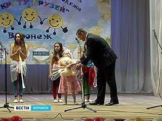 """В Воронеже прошёл фестиваль """"В кругу друзей"""""""