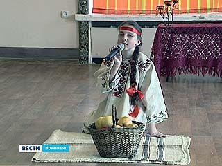 В Воронеже прошёл конкурс чтецов