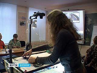 В Воронеже прошёл мастер-класс по пластилиновой анимации