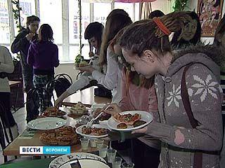 В Воронеже прошёл первый вегетарианский фестиваль