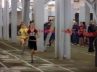 В Воронеже прошли областные соревнования по легкой атлетике