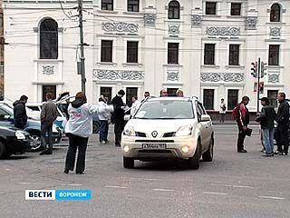 В Воронеже прошли правильные гонки без нарушений ПДД