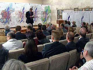 В Воронеже прошли слушания нового генерального плана города