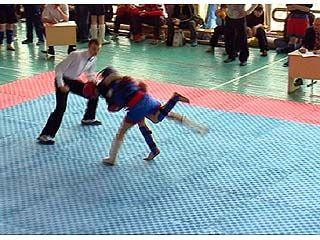 В Воронеже прошли соревнования по ушу-саньда