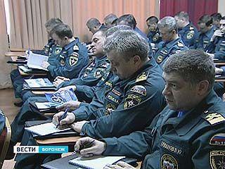 В Воронеже прошли традиционные сборы инспекторов по маломерным судам