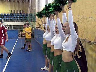 В Воронеже прошли заключительные игры среди школьников по мини-футболу