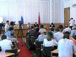 В Воронеже пройдет пресс-конференция Ивана Дубовского