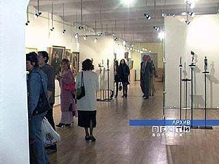 В Воронеже работает выставка самарского художника Андрея Липко