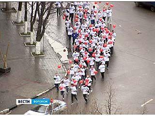 В Воронеже решили с помощью спорта бороться со СПИДом