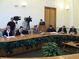 В Воронеже состоялось заседание комиссии по правам человека